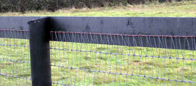 Keepsafe Equestrian Wire Fencing from Fenceline Supplies